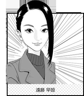 遠藤 早姫